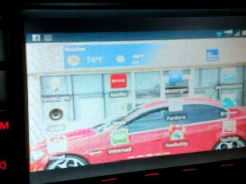 Smart Phone Mirroring in a G8 - Motorola Bionic - Android