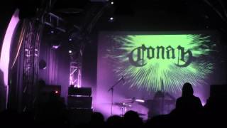 Conan - Horns for Teeth - Altar of Grief, live at Roadburn 2014