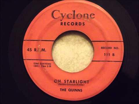 Quinns - Oh Starlight - Classic NY Doo Wop