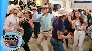 Bailando Los Tigres de Parral Johan Karen Vitoko Elranchero y sus Amigos en el Reventon Ranchero