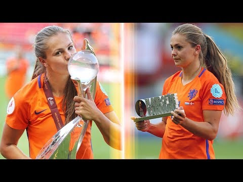 Lieke Martens - Player Of The Tournament | Women's EURO 2017 HD