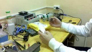 USB tester и электронные весы