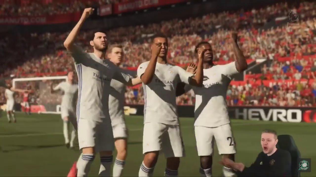 MARK GOLDBRIDGE FIFA 21 FUNNY AND RAGE MOMENTS