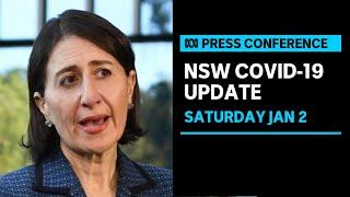 NSW Premier Gladys Berejiklian announced changes to COVID-19 restrictions | ABC News
