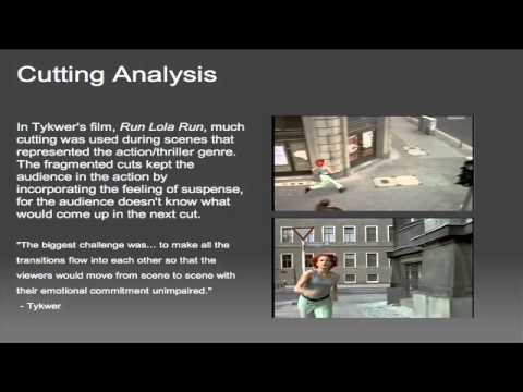 run lola run analysis Get an answer for 'what are the themes in run lola run' and find homework help for other cinema questions at enotes.