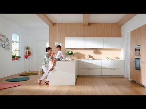 Cocinas/Kitchens – SANTOS — ARIANE 2 Estratificado / Melamine
