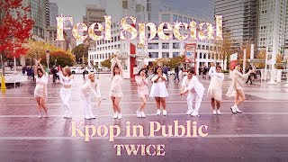 [KPOP IN PUBLIC - FEEL SPECIAL DANCE COVER] -- TWICE -- 트와이스 [YOURS TRULY COLLAB]