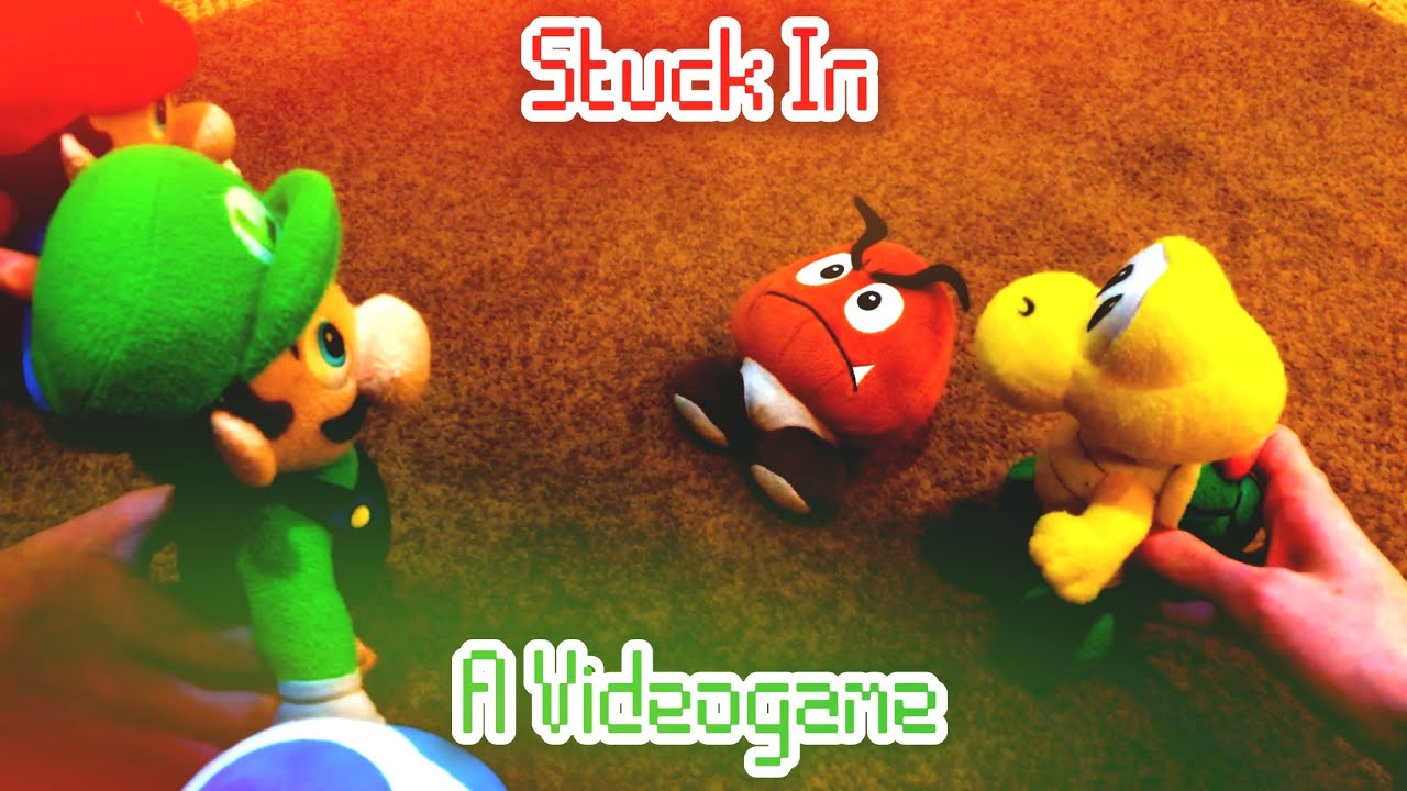 Stuck In A Videogame