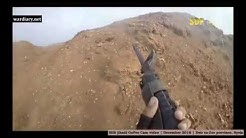 GoPro Cam Last breath ISIS jihadi LIVE  Deir ez Zor province, Syria