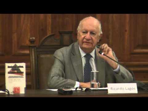 """Ricardo Lagos """"América Latina, China y Estados Unidos"""""""