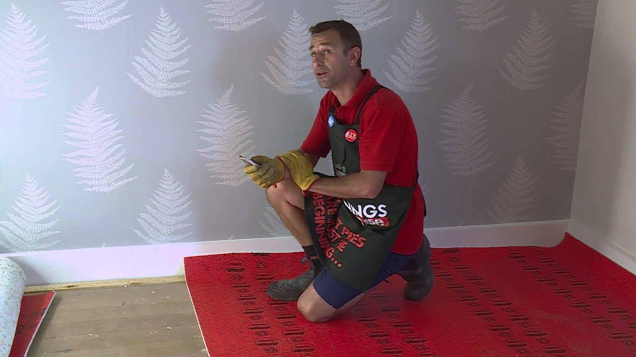 How To Lay Carpet Diy At Bunnings