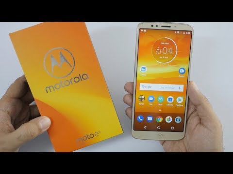 Moto e5 Plus with 5000 mAh Battery Unboxing & Overview