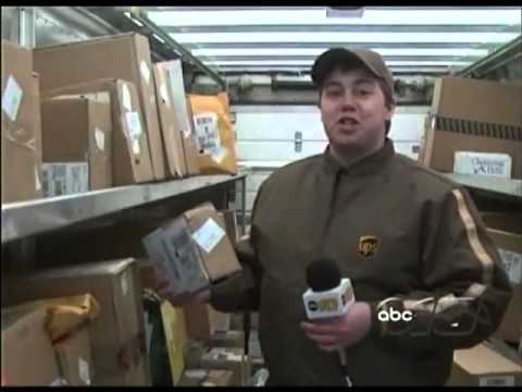 Day in the life of a UPS worker