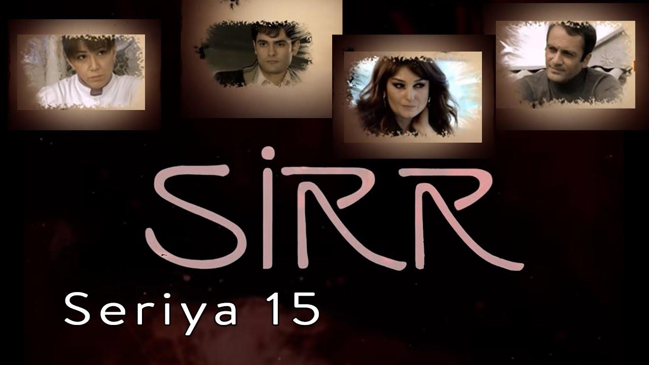 Sirr (15-ci seriya)