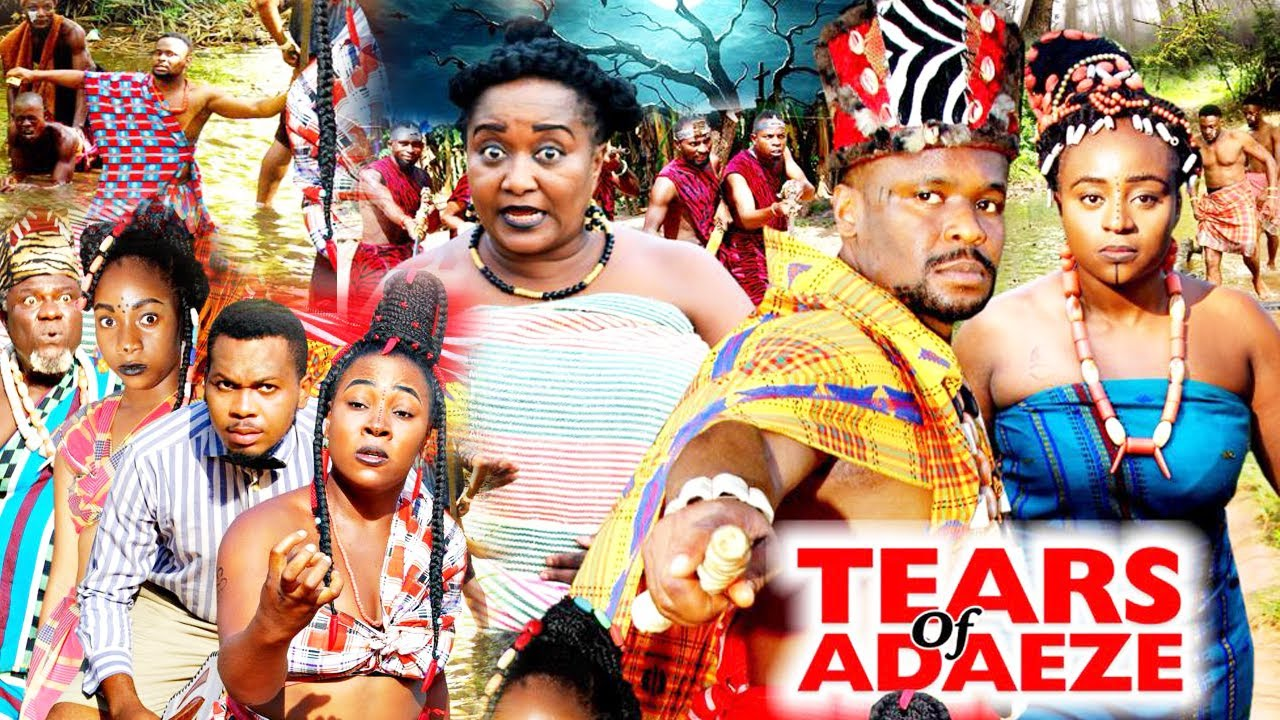 Download TEARS OF ADAEZE SEASON 5 {NEW HIT MOVIE} - 2020 LATEST NIGERIAN NOLLYWOOD MOVIE|NEW MOVIE