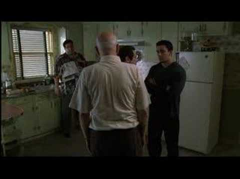 Sopranos-Richie moves on Tony/Bobby in awe of Junior
