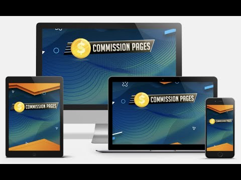 Commission Pages Coupon Code | Commission Pages Discount