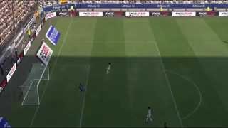 Pro Evolution Soccer 2015 | Real Madrid vs Inter | PC Gameplay