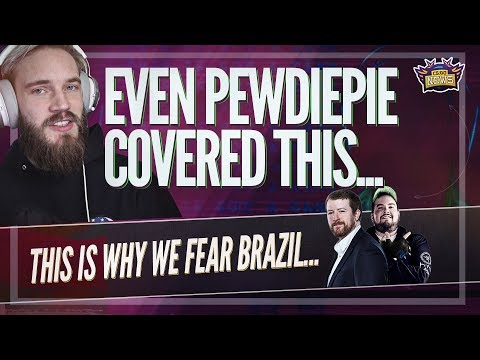 Why CSGO is Scared of Brazil, kNg and fnx Kicked from FPL, and Even Pewdiepie Roasts the Hunters