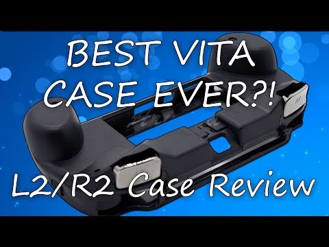 BEST VITA CASE EVER?! L2/R2 Case Review! - YouTube