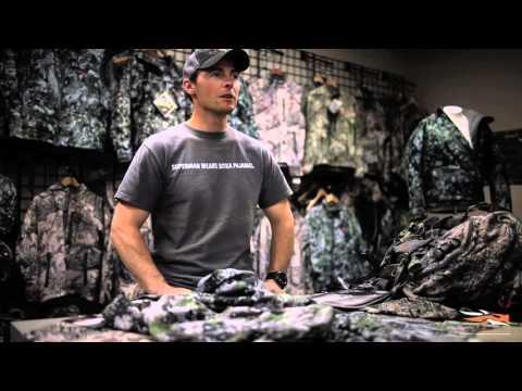 Layering 101: Sitka® Hunting Layers