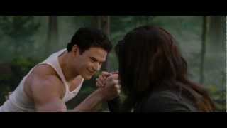 the twilight saga breaking dawn part 2 clip strongest in the house