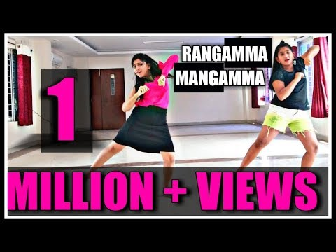 Rangamma Mangamma dance video song by ...