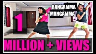Rangamma Mangamma dance video song by  ABHINAV  | రంగమ్మ మంగమ్మ వీడియో సాంగ్ | Ram charan ,sam thumbnail
