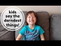 Toddler Answers Questions About Mom / Adorable & Hilarious Kid
