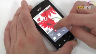 Обзор Acer E310 (Liquid Mini)