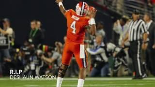 Deshaun Watson Demolished By Alabama Defense