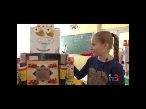 it3ua: Уникальных многофункциональных роботов собирали в четверг участники конкурса