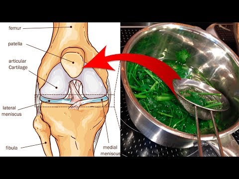 Say Goodbye To Joint And Muscular Pain With This Powerful Drink