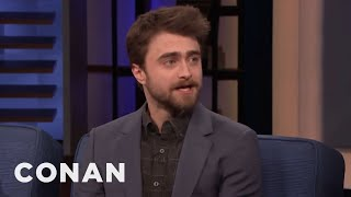 Daniel Radcliffe's Grandmother Thinks He Was Miscast - CONAN on TBS