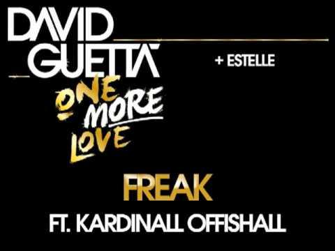 Estelle - Freak ft Kardinal Offishall (produced by David Guetta)
