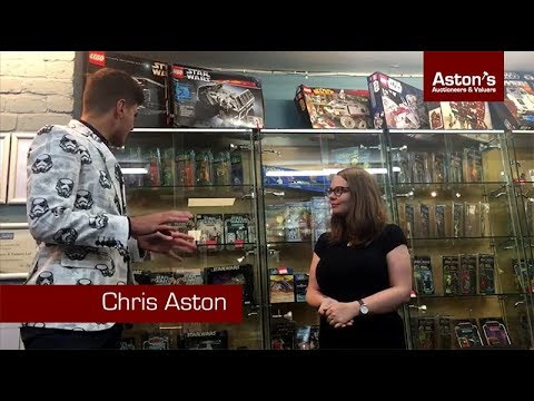 AUCTION PREVIEW - The Devon Star Wars Toy Collection Auction - Aston's Auctioneers - September 2018