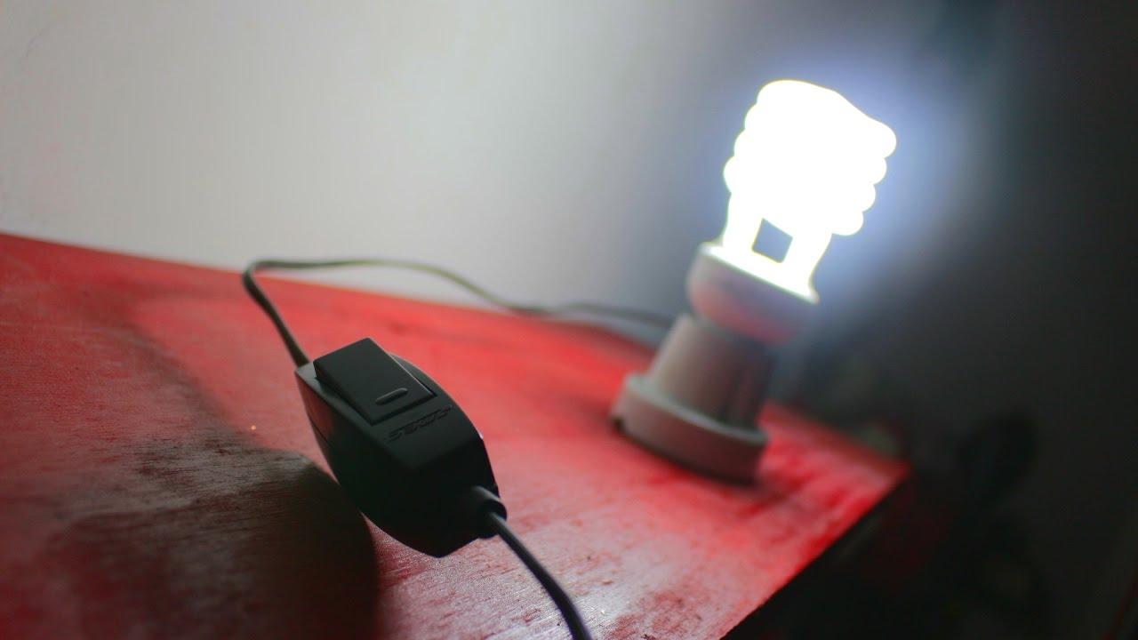Circuito Electrico Simple Como Hacerlo : Como hacer un circuito electrico de lampara básico youtube