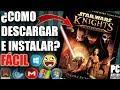 Descargar Star Wars Knights of the Old Republic Collection para PC Full En Español (Fácil)