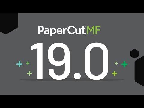 Novedades en PaperCut MF 19.0 | ACDI
