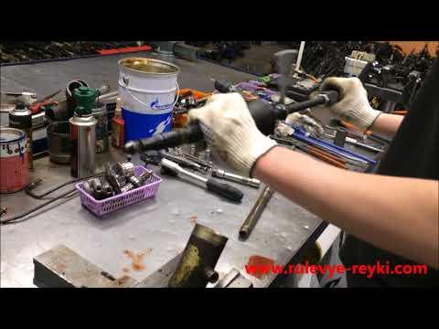 Рулевая рейка Ниссан Альмера,Ремонт рейки Nissan Almera N16
