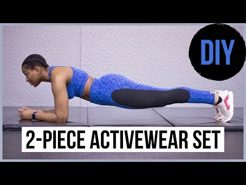 How to Make Workout Clothes