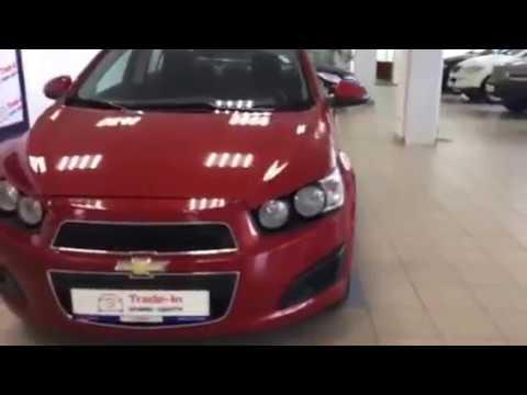 Купить  Шевроле Авео (Chevrolet Aveo) 2012 г. с пробегом бу в Саратове  Автосалон Элвис