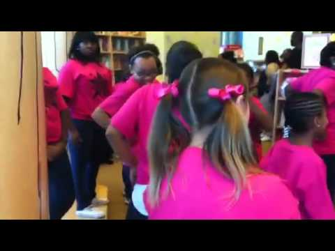 Reach Academy for Girls at Book Fair