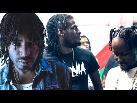 "Aidonia & Stephen ""Di Genius"" Join Forces Again 