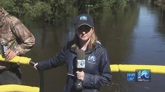 South Mills, NC Flooding