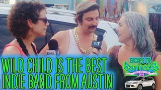 Wild Child is the Best Indie Band in Austin! | #Escape2Roo