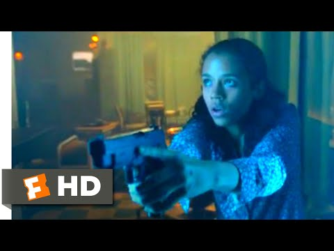 Escape Room (2019) - Breathe, Bitch! Scene (7/10) | Movieclips