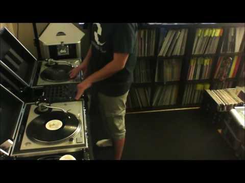 DJ Tonik - Old School Vinyl Florida Break Beat Mix Session 1