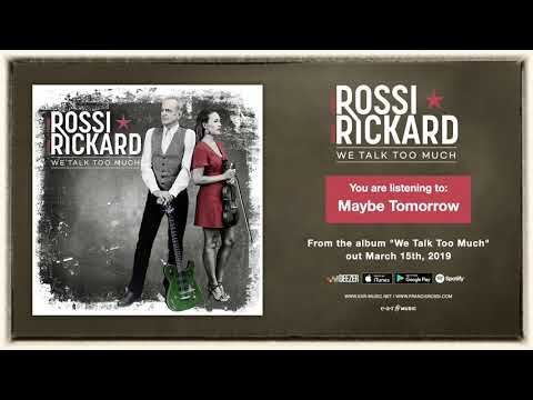 "Francis Rossi & Hannah Rickard ""Maybe Tomorrow"" Official Song Stream - new album out March 15th"