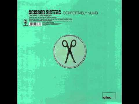 scissor sisters comfortably numb paper faces remix